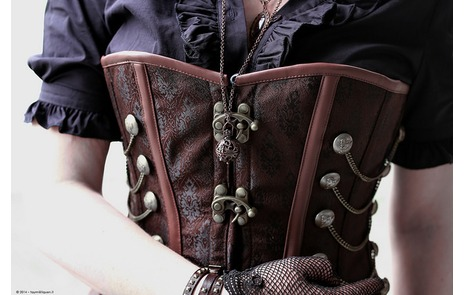0d992d21bc The Definitive Guide To Tight-Lacing  Everything You Need To Know About  Corsets