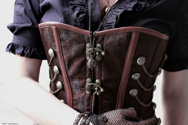 The Definitive Guide To Tight-Lacing: Everything You Need To Know About Corsets
