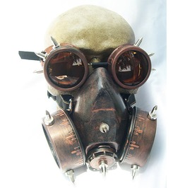 Steampunk Men Women Retro Haze Masks