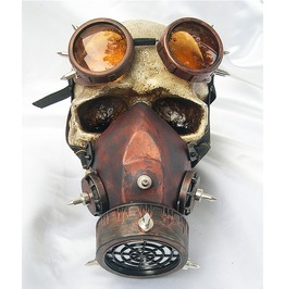 Steampunk Retro Haze Gothic Halloween Mask