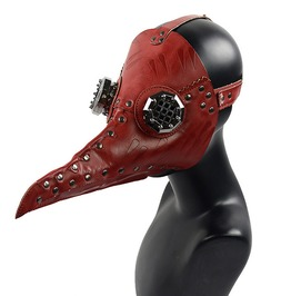 Plague Bird Doctor Nose Steampunk Halloween Mask
