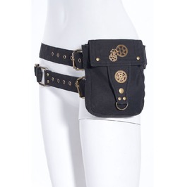 Steampunk Khaki Women's Utility Belt