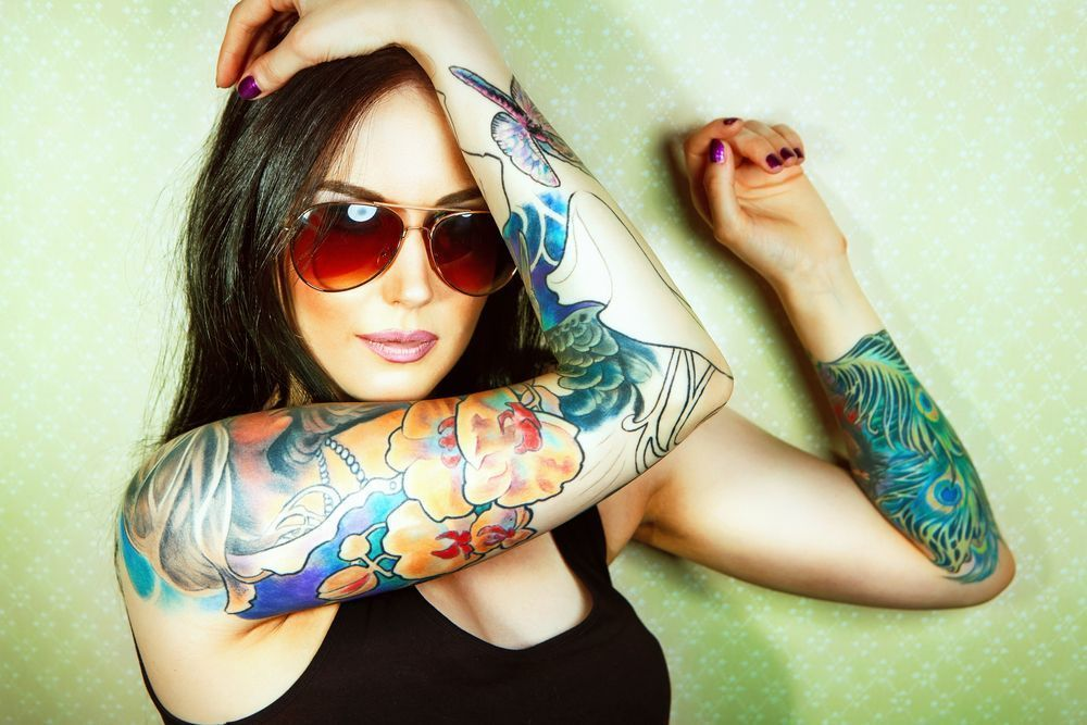 How To Tell The Story Of Your Life Through Tattoos