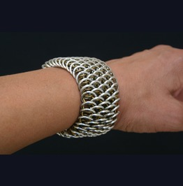 Handmade Dragon Scale Bracelet