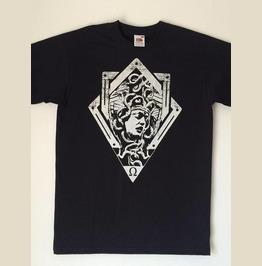 Gorgon Medusa Occult T Shirt