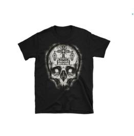 Voodoo Skull Tee Shirt