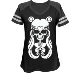 Sailor Moon Skull Game Day Jersey