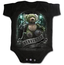 Baby Sleepsuit Black