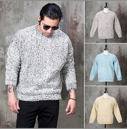 Lamb Wool Heather Sweater 830