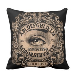 Ouija Mystic Eye Pillow