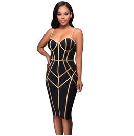 Sexy Summer Bodycon Formal Long Evening Party Cocktail Pencil Dress