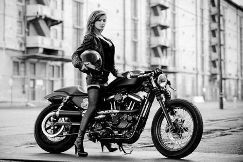 Street Trend: Biker Inspired Fashion Tips