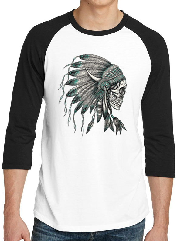 rebelsmarket_mens_indian_skull_100_cotton_jersey_raglan_t_shirts_2.jpg