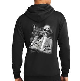 "Adult ""Journal Of Death"" Hoodie"