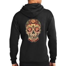 """Day Of The Dead"" Hoodie"