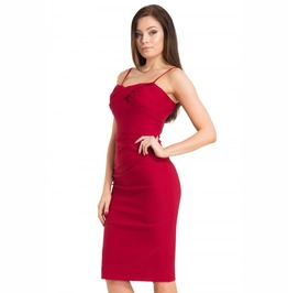 Voodoo Vixen Jayne Wiggle Dress