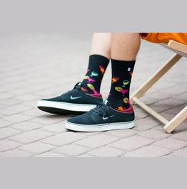 Colorful Party Socks