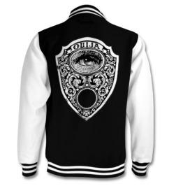 Ouija Planchette Varsity Jacket