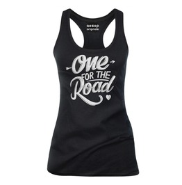 One For The Road Tank Top