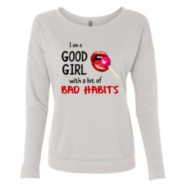 Lolita Good Girl Women Sweatshirt