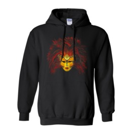Monarch Gaia Women Hoodies Sweatshirt