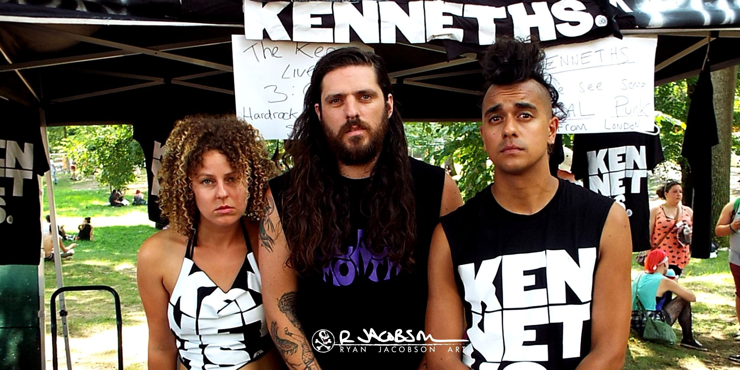 If You Have Been Missing The Ramones, You Need To Meet The Kenneths.