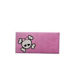 "Barfly Apparel's ""Darling Pink"" Amaranth Women's Ultra Clutch Wallet"