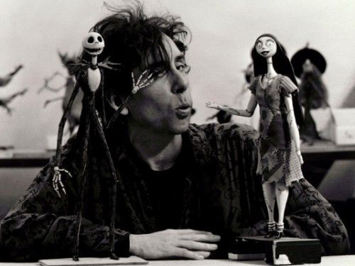 Top 10 style influencing movies of tim burton