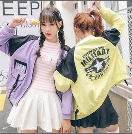 Korean Jacket / Chaqueta Coreana Wh024