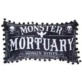 Sourpuss Pillow Monster Mortuary