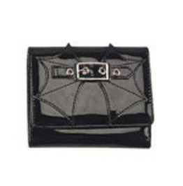 Bat Pvc Wallet