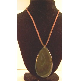 Onyx Agate Necklace