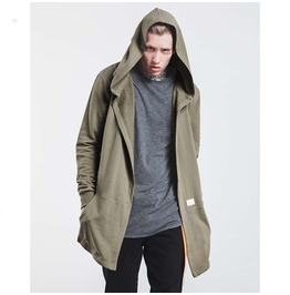 Men's Classic Slim Fitted Zipper Hoodies