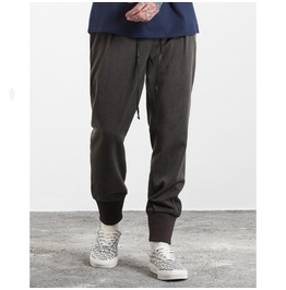 Men's Classic Thread Drawstring Joggers