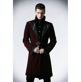 Fashion Winter Luxury Celebrity Punk Coat
