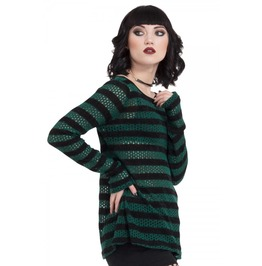 Jawbreaker Clothing Forest Stripes Sweater