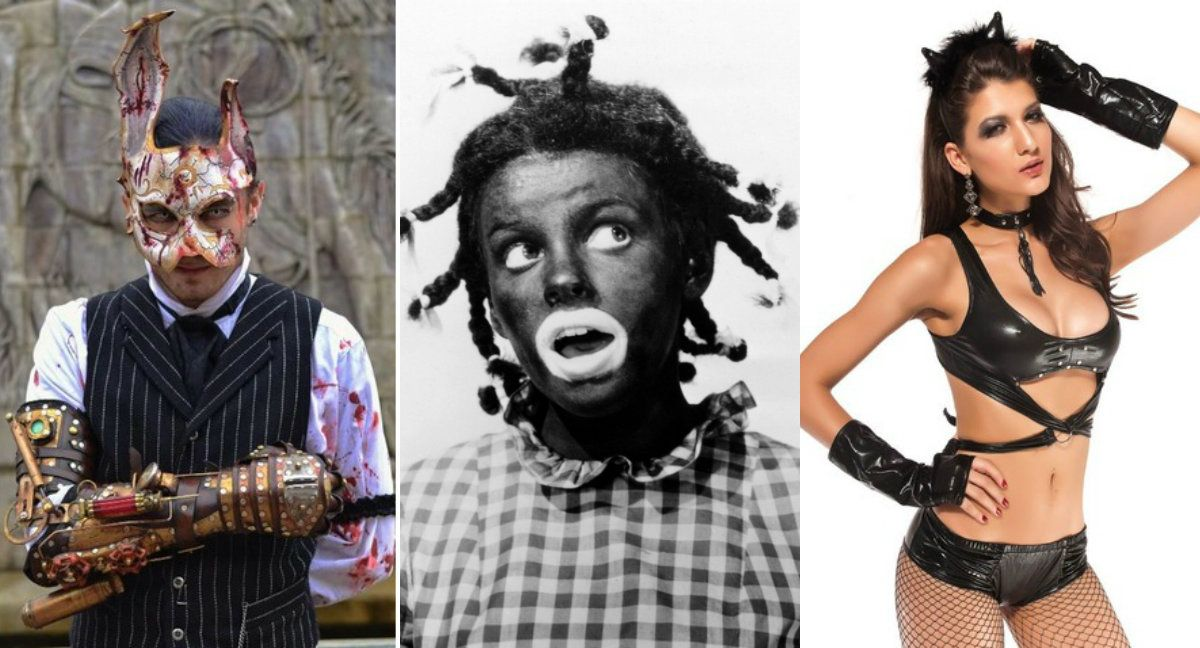 The top 3 politically incorrect costumes and why you should feel free to rock them