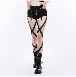 Punk Rave Women's Variety Wearing Sexy Short Pants Opk133