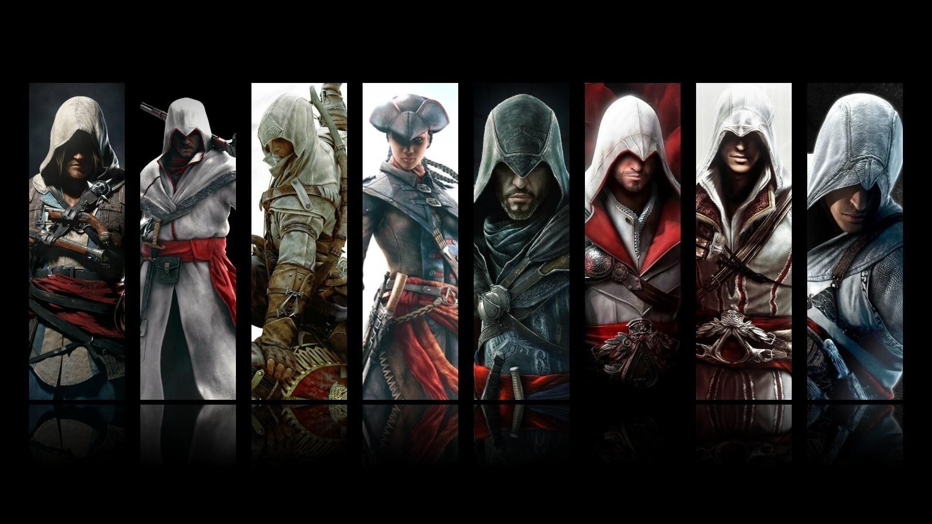 How assassins creed is changing mens fashion