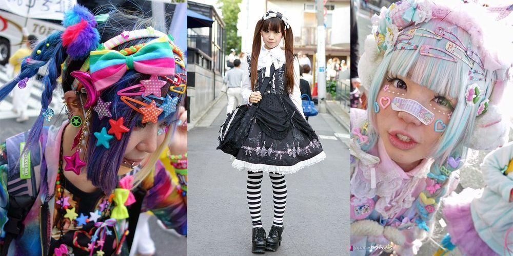 15 Japanese Inspired Street Styles