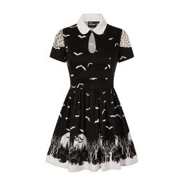 Banned Apparel Drew Cold Shoulder Dress