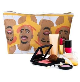 Tupac Makeup Bag Or Pot Pouch . Original Illustration