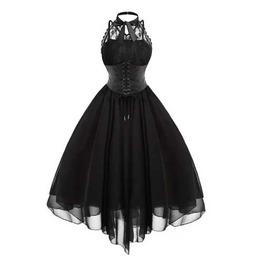 Retro Black Dresses