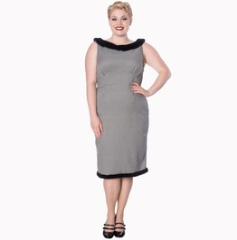 Banned Apparel Izzy Pencil Dress Plus Size