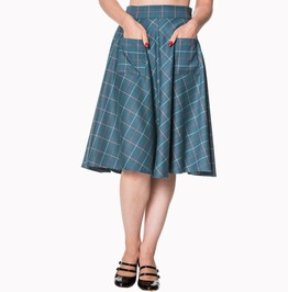 Banned Apparel Maddy Pencil Skirt