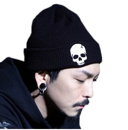 Men Women Winter Warm Knitting Hats Wool Baggy Slouchy Beanie Hat Skull Cap