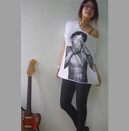 Lil Wayne Hip Hop Rap Soul R&B Rock Hand Cut T Shirt Unisex M