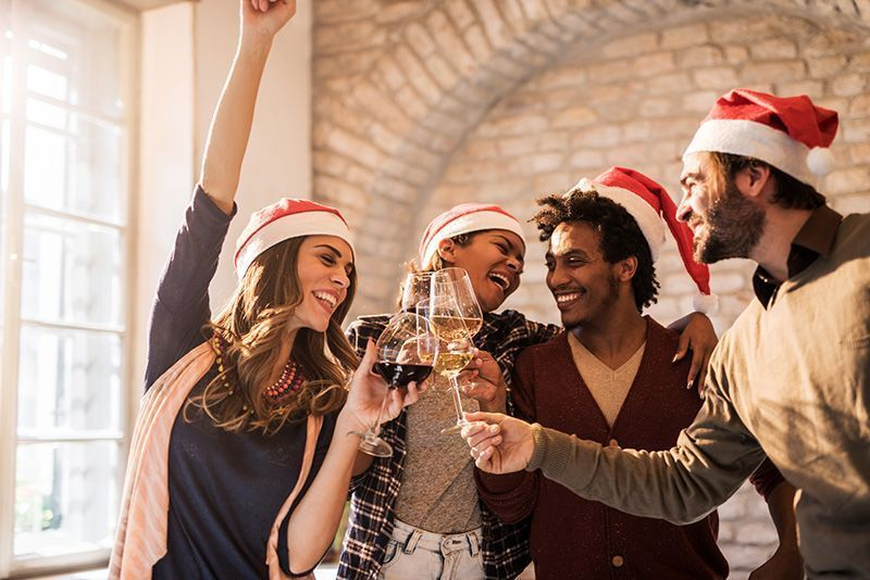 The ultimate holiday party survival guide