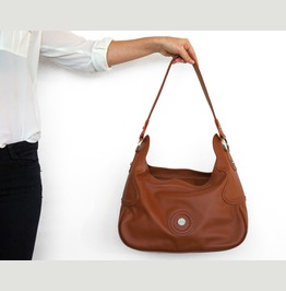 """Unique And One Of A Kind Leather Handbag """"Gin"""""""