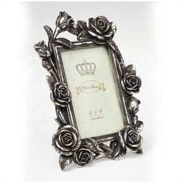 Rose & Vine Photo Frame